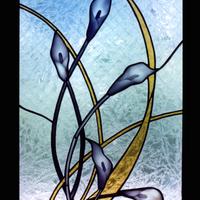 カラー ステンドグラス オーダーメイド 新築 リフォームのサムネイル