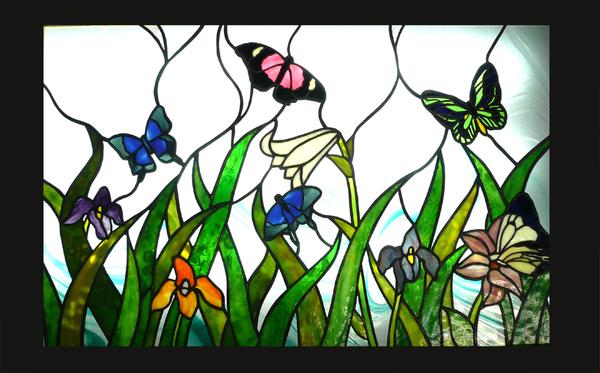 生徒作品 蝶々