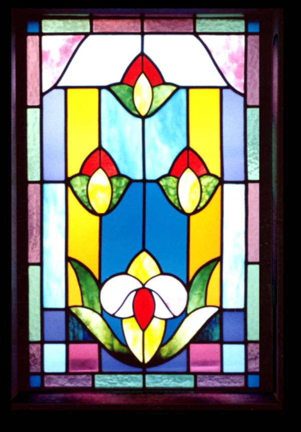 ステンドグラス オーダーメイド 優しい光のサムネイル
