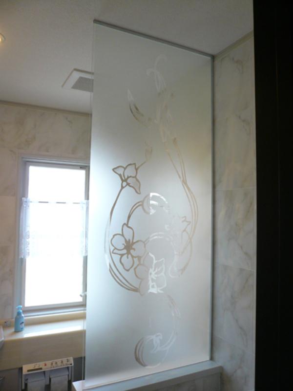 浴槽の間仕切り オーダーメイド 新築 リフォーム