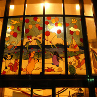 市川市幼稚園ステンドグラス 夏のサムネイル
