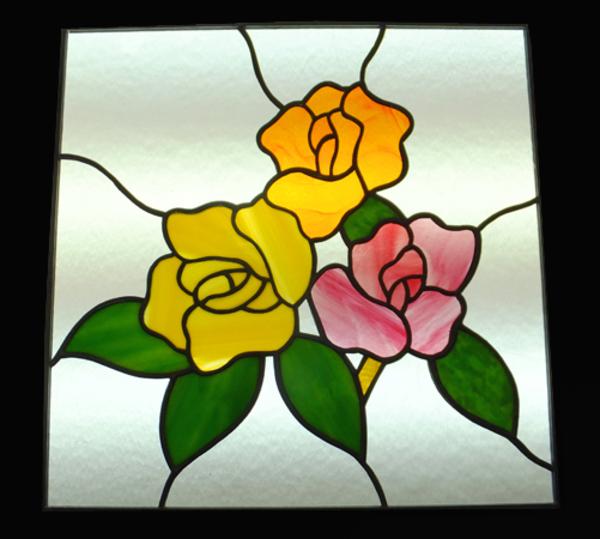 バラのミニパネルのサムネイル