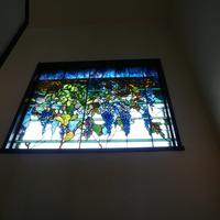 ステンドグラス オーダーメイド 新築 リフォーム 習志野市 藤の花のサムネイル