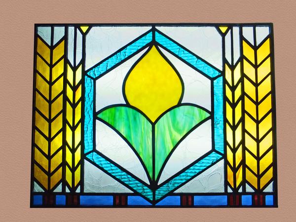 パン工房 ステンドグラス オーダーメイド 新築のサムネイル