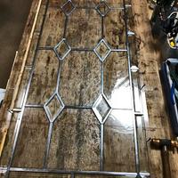 ステンドグラス 組み立て方 ジンクケーム