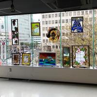 ステンドグラス 教室 璃房さん教室展