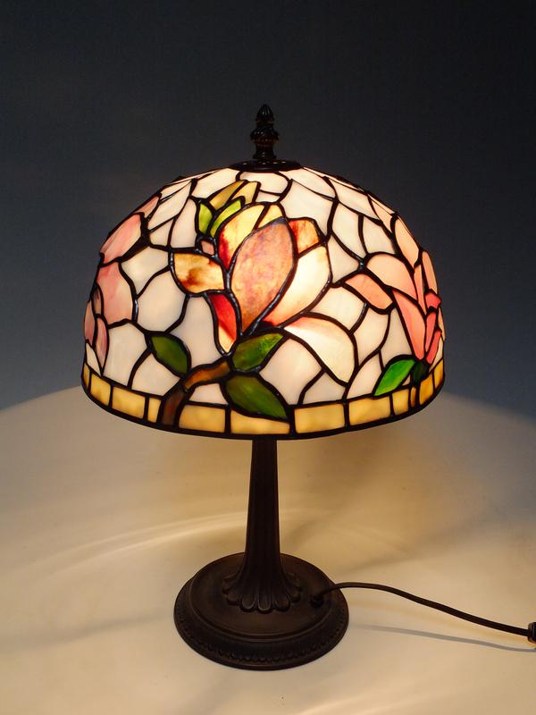 木蓮のランプ