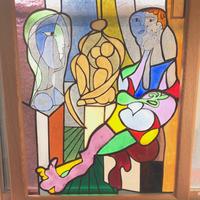 ピカソ模写「彫刻家」のサムネイル