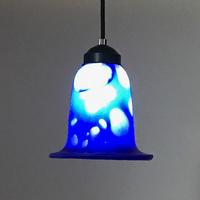 パートドヴェール、ランプ、ブルーのサムネイル