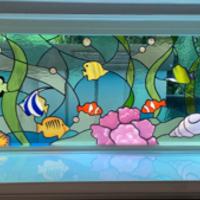 熱帯魚のパネルのサムネイル